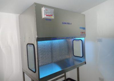 cabina de flujo 5